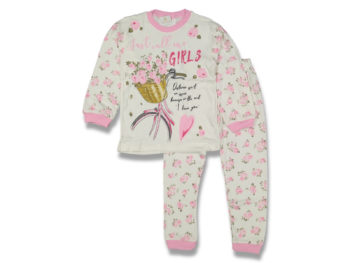 Пижама 7-8-9 лет на девочку 84709